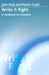Write it right: a handbook for students