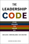 Leadership code: the five things great leaders do