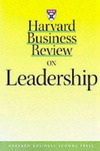 Harvard business review on leadership