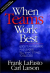 When teams work best: 6000 team members and leaders tell what it takes to succeed